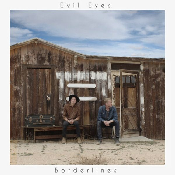 "Listen to Evil Eyes' adrenaline-fueled new single, ""Shake the Dust"""