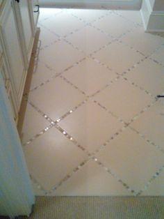 Different Tile Combinations Tile Floor Diy Home Diy Diy Flooring