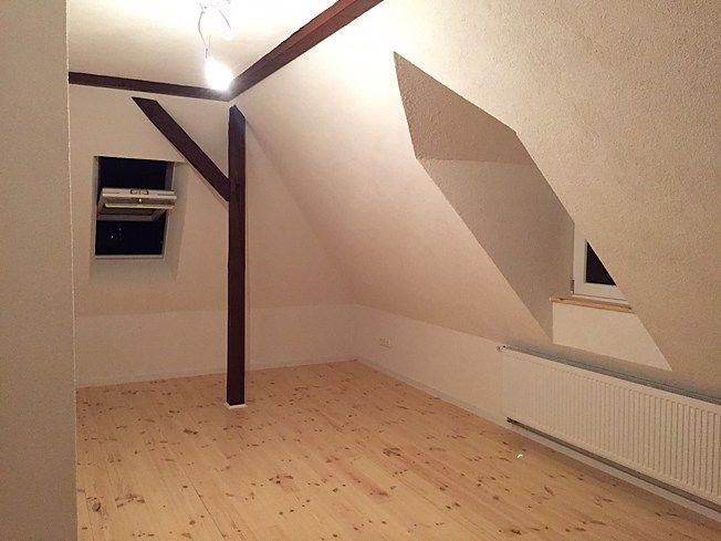 Dachbodenausbau Vorher Nachher Dannwollenwirmal De Pinterest