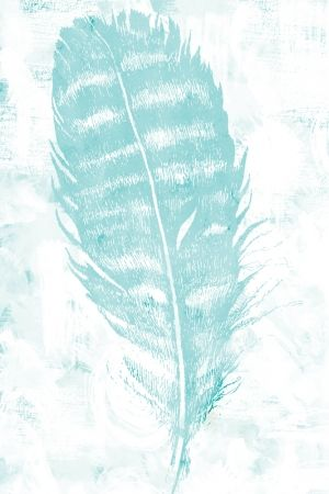 Feather - Canvas Art Print - hardtofind.