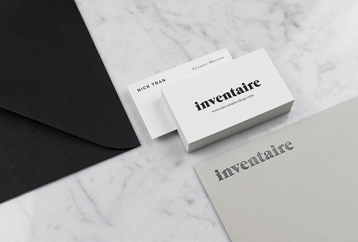 Inventaire Shop | AesseVisualJournal.