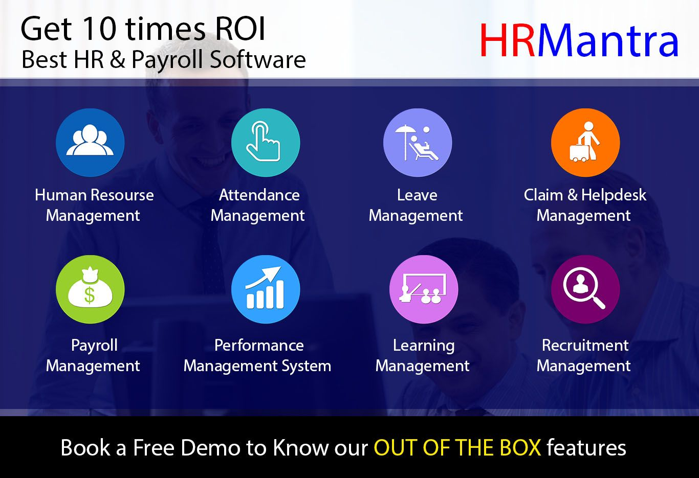 Pin by HRMantra Software Pvt Ltd on HRMS software | Software, Free