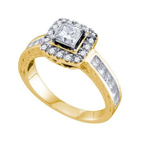 1 CTW-Diamond 3/8CT-CPR INVISIBLE RING