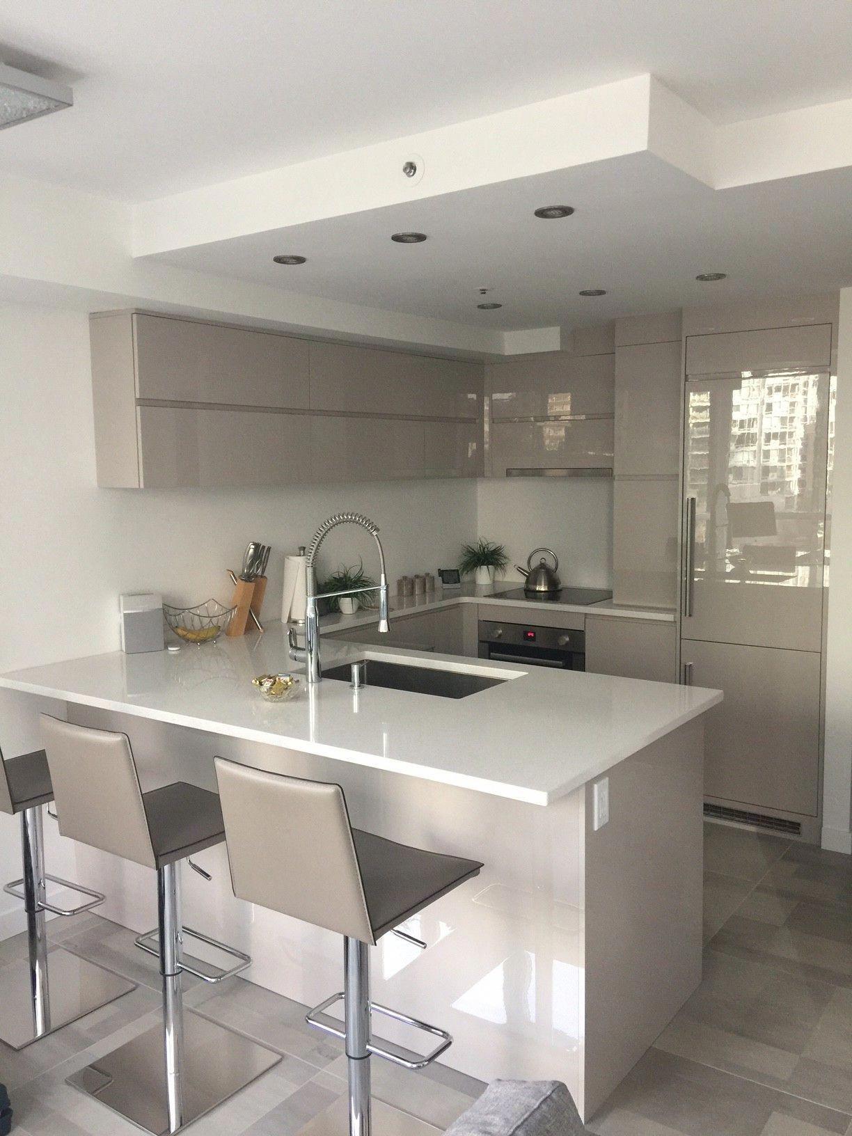 Iluminaci n cocina cocinasmodernas mi casa en 2019 - Iluminacion de cocinas ...