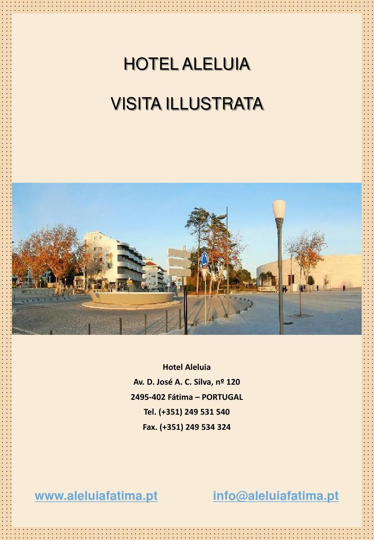 Revista Digital Hotel Aleluia - IT
