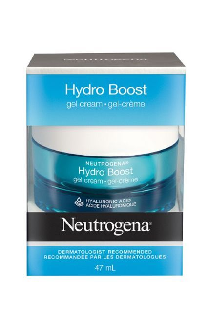 Oily: Budget-FriendlyMade up of mostly hyaluronic acid, this gel cream (which both Kristen Bell and Jennifer Garner love) is already one of our favorite moisturizers for the warmer months — yes, we can see into the future. It's refreshing, lightweight, oil-free, and the list goes on.  #refinery29 http://www.refinery29.com/how-to-choose-moisturizer#slide-6