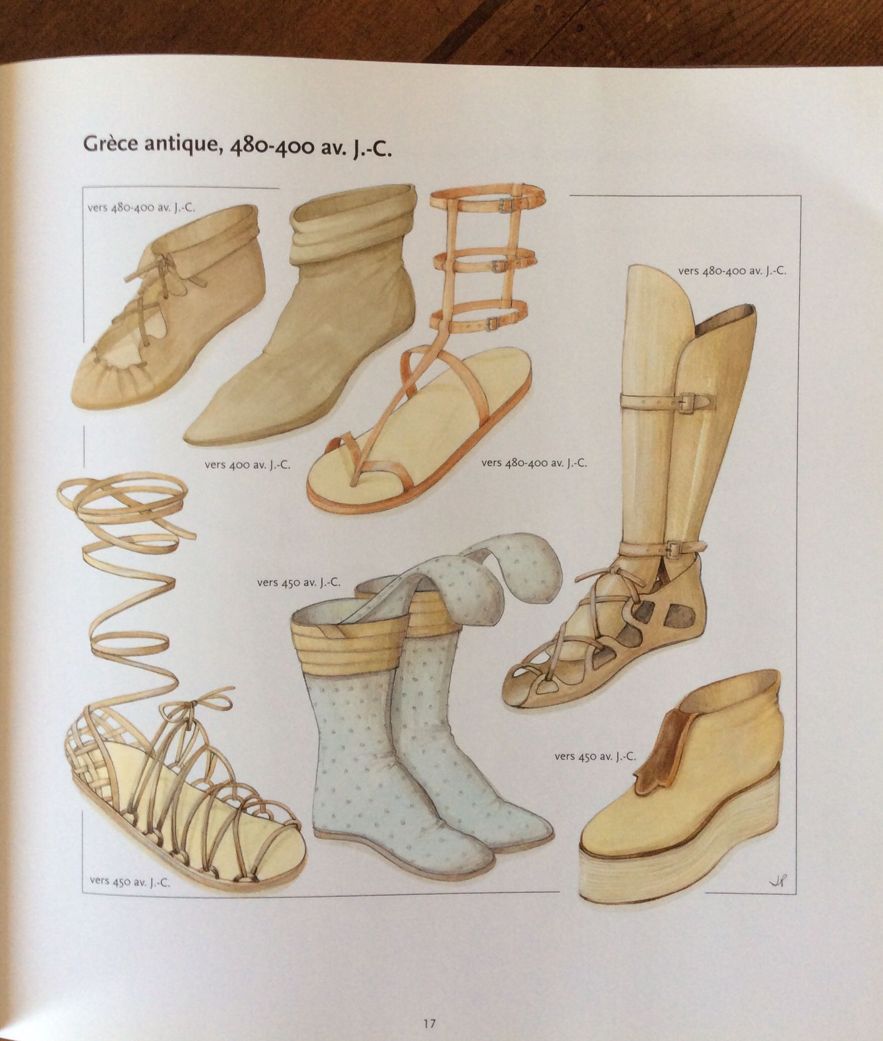 дачи древнегреческие сандалии рисунок ассортименте нашего магазина