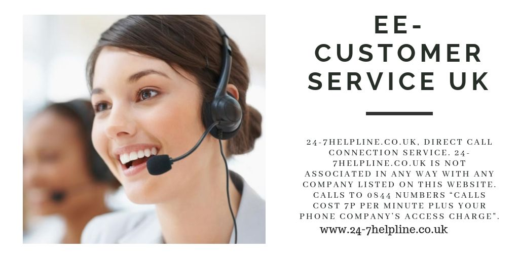 Pin By 24 7helpline On Ee Customer Service Uk Phone Companies