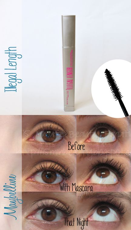 a0640c2d29c Maybelline Illegal Length Mascara Review: Add Length Like Crazy! | i ...