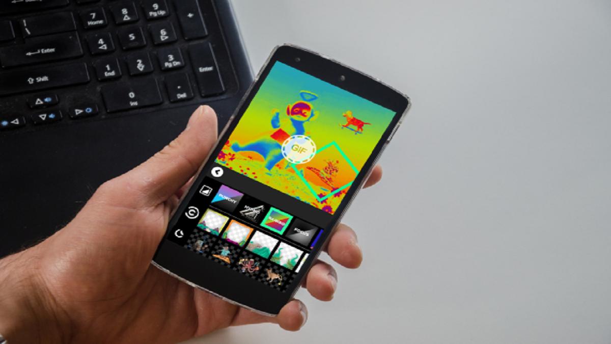 4 applications gratuites GIF animés sur Android et iPhone