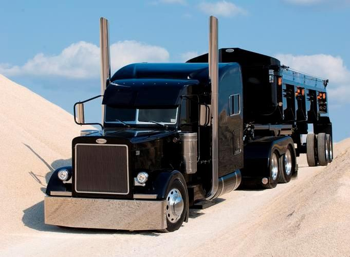 2004 peterbilt 379 silly boys trucks are for girls - Girls and trucks tumblr ...