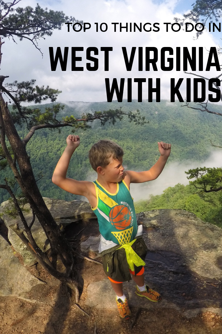 Top 10 Things To Do In West Virginia!