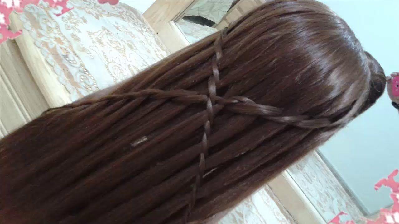 Peinados sencillos faciles para cabello largo bonitos y - Peinados faciles y bonitos ...