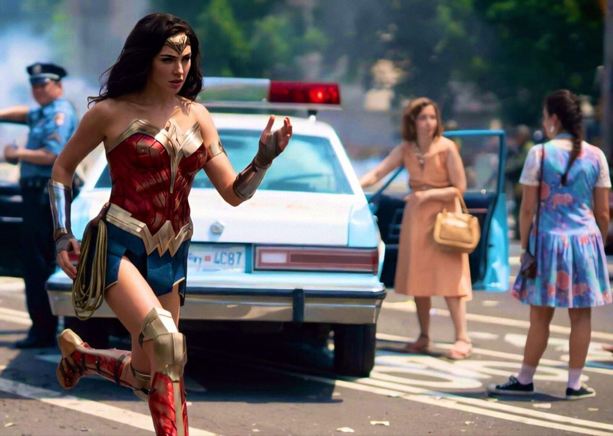 Pin By Kelvin Mujica On Dc In 2020 Wonder Woman Gal Gadot Women