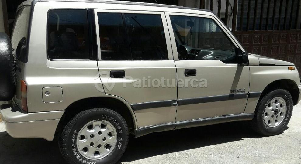 Chevrolet Vitara 5p 1999 Todoterreno En Cuenca Azuay Comprar
