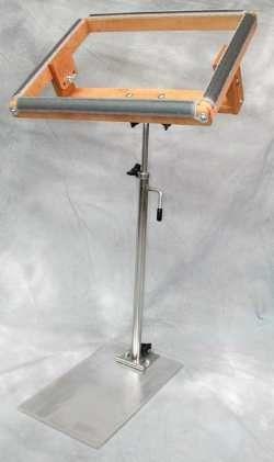 Rug Hooking Portable Floor Stand