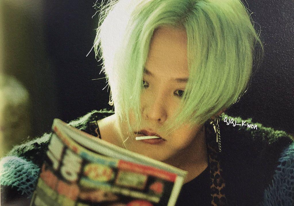 G Dragon Bigbang Kwon Jiyong