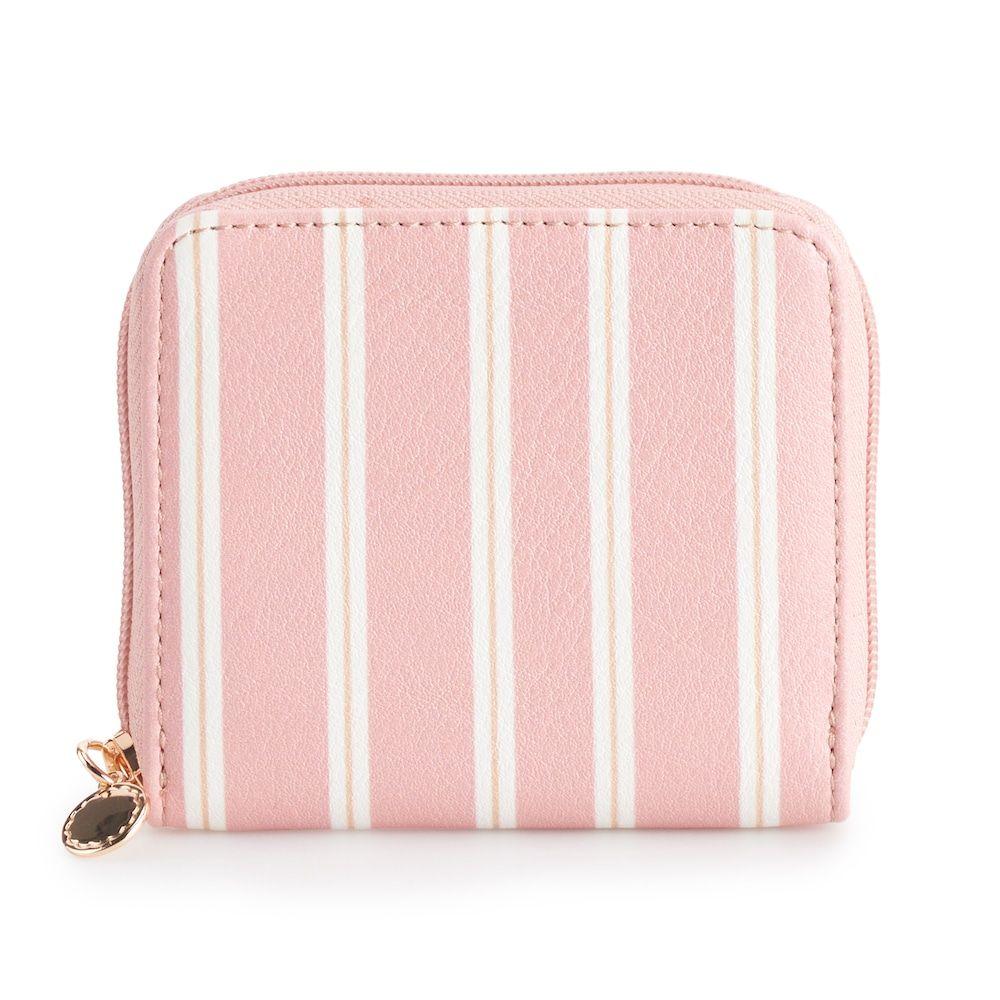 edfacb7e784ff1 LC Lauren Conrad Sally Wallet, Women's, Light Pink in 2019 ...