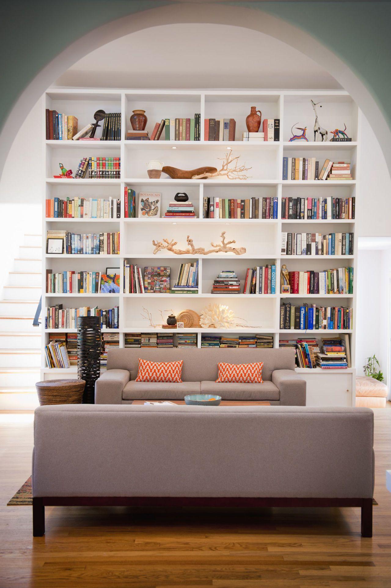 ways to style the ultimate shelfie shelfie ladder bookshelf and