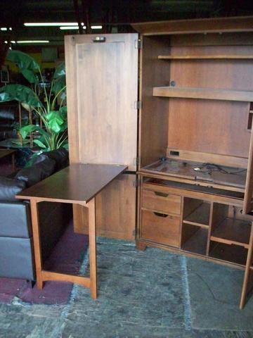 Computer Armoire Ethan Allen 15495 Computer Armoire Armoire