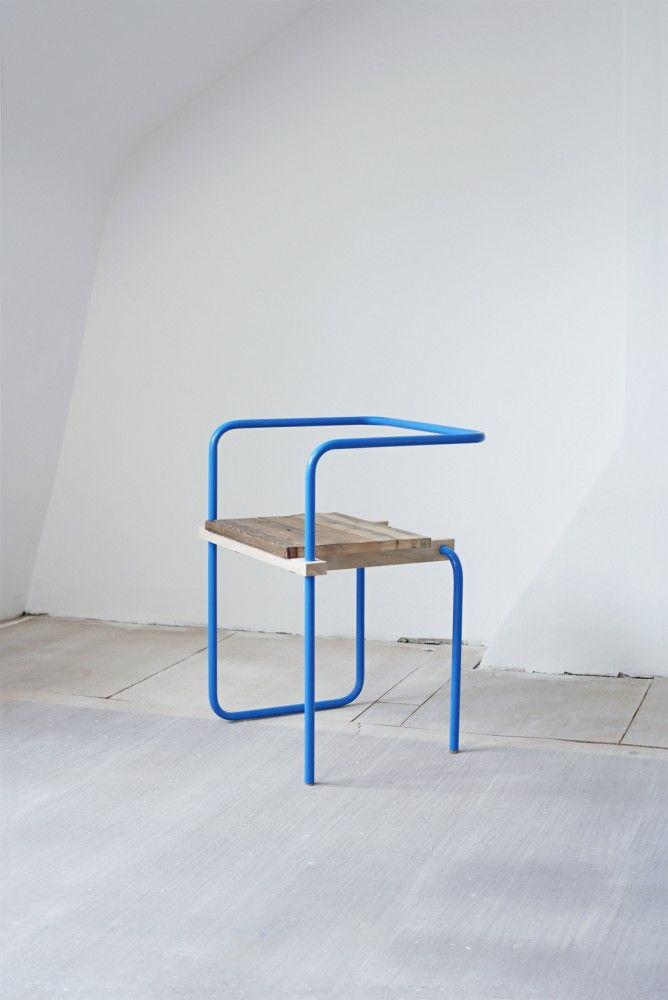 Galer a de colecci n de sillas v a tom s alonso 15 for Silla escolar ergonomica