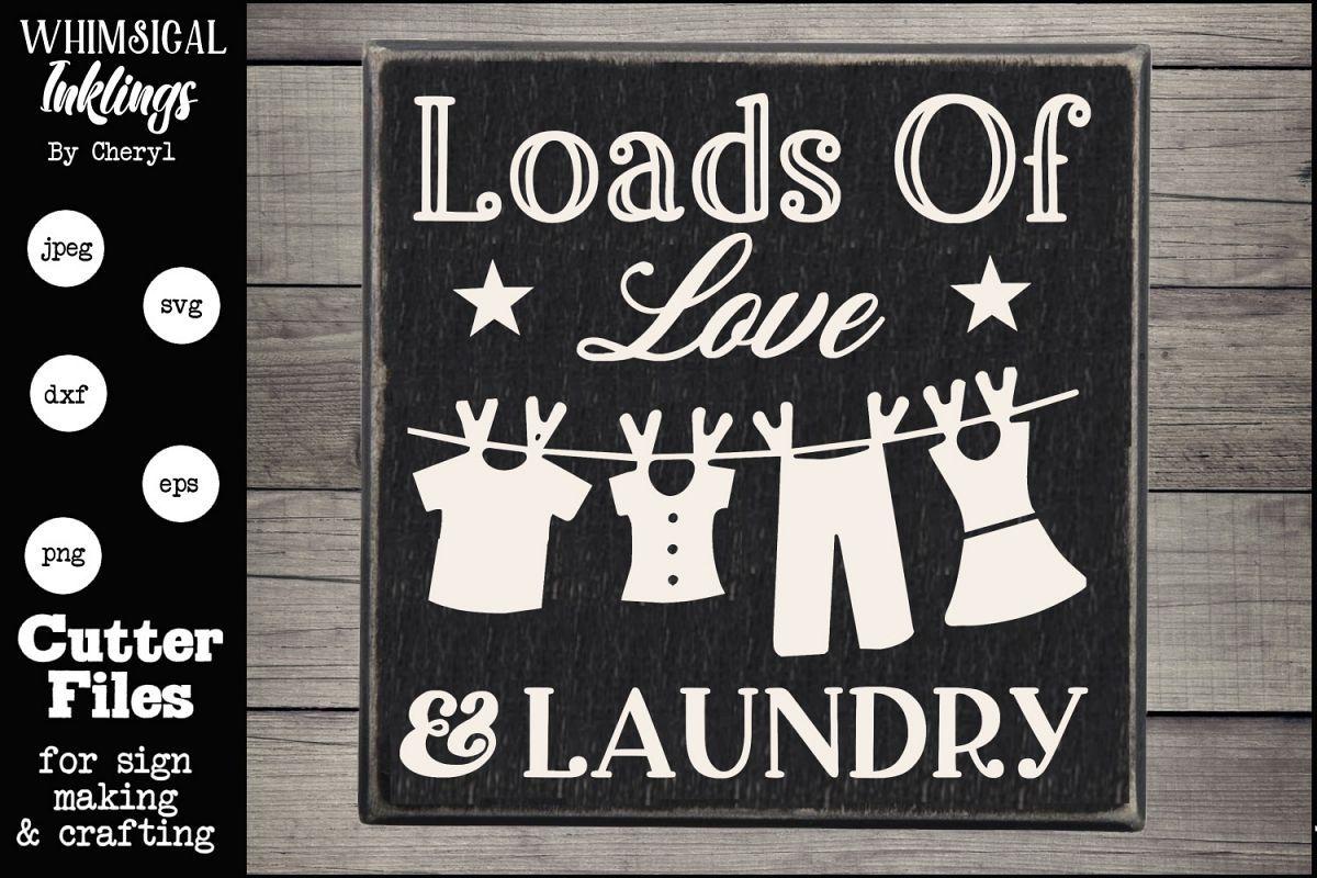 Download Loads Of Love SVG example image 1   Design bundles, Svg ...