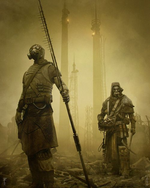 Apocalyptic Soldier Pics: Best 25+ Post Apocalypse Ideas On Pinterest