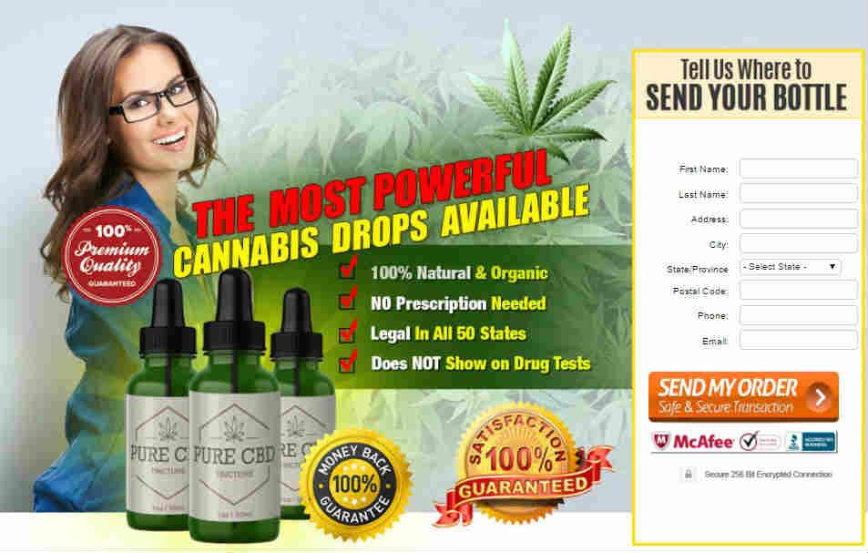 Free Bottle CBD Oil : 100 Free CBD Oil Sample, Miracle Drop