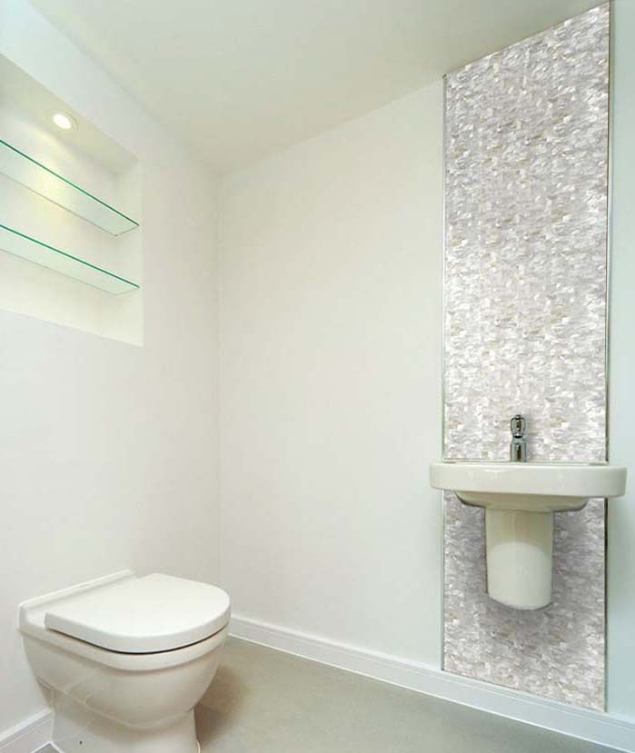 Mother Of Pearl Tile For Bathroom Love
