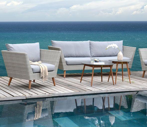 Patio Furniture Outdoor Living Exterieur Tuinhuis Ideeen
