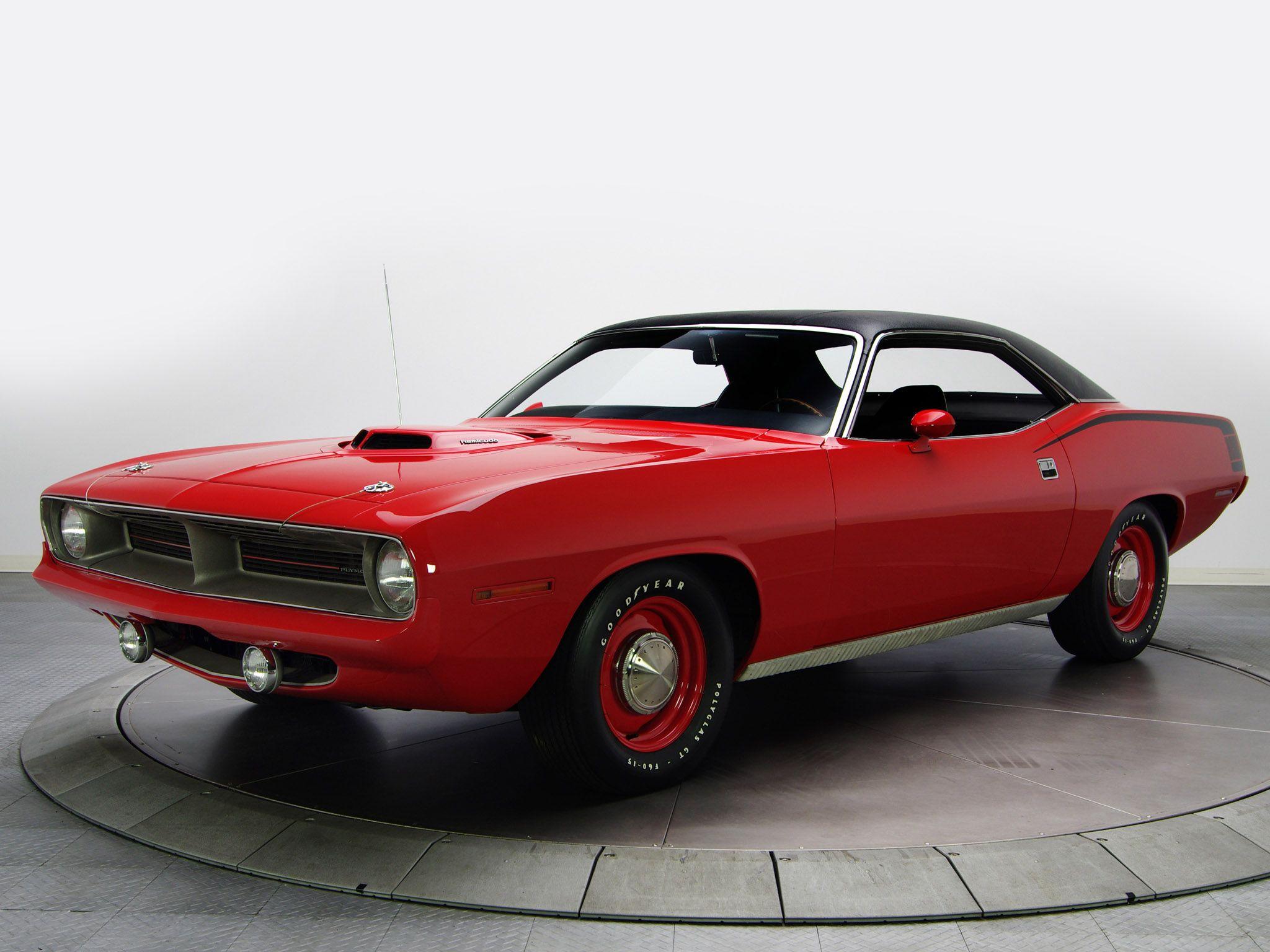 1970 Plymouth Hemi Cuda | Blog - MCG Social™ | MyClassicGarage ...