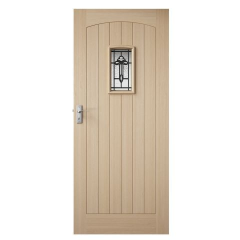 Premdor Croft Triple Glazed Hardwood Exterior Door – Next Day Delivery Premdor Croft Triple Glazed Hardwood Exterior Door