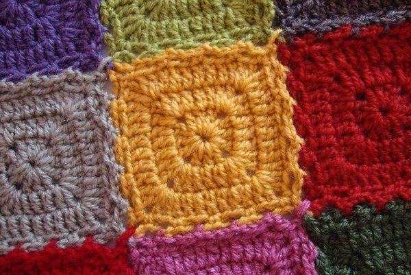 Delicadezas en crochet Gabriela: Granys para principiantes ! | Con ...
