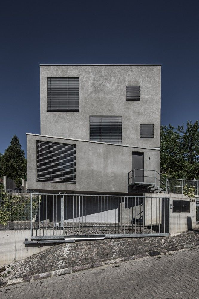 Family House Dlhé Diely I / Plusminusarchitects