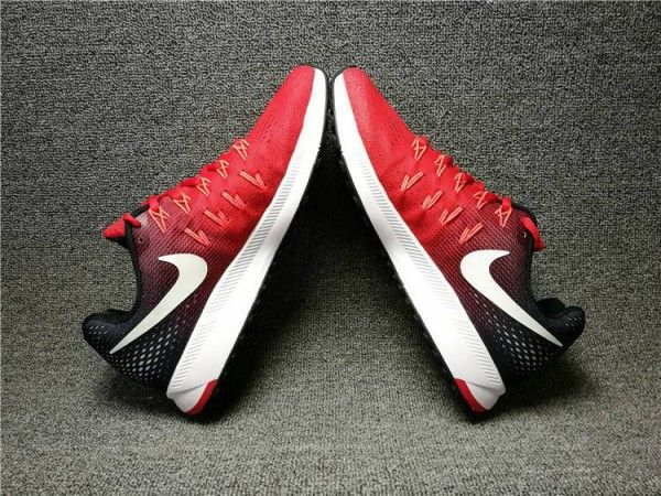 info for 1eeef 95d40 Nike Air Zoom Pegasus 33 Mens Running Shoes - University Red White -Black-Bright…