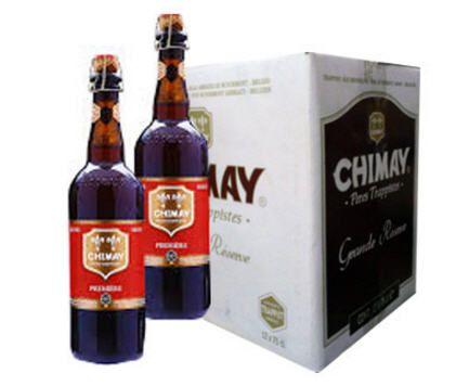 Bia Chimay Đỏ 7% - Chai 750ml - Bia Nhập Khẩu