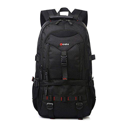 Best Travel Laptops 2020 KAKA Backpack Hiking Travel Knapsack Outdoor Multipurpose Camping