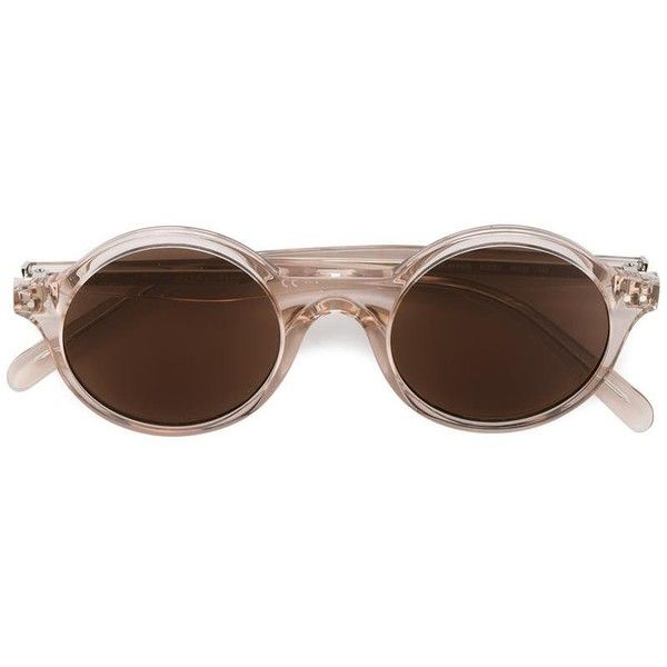 b4a460f5036 Céline Eyewear round sunglasses (€230) ❤ liked on Polyvore featuring  accessories