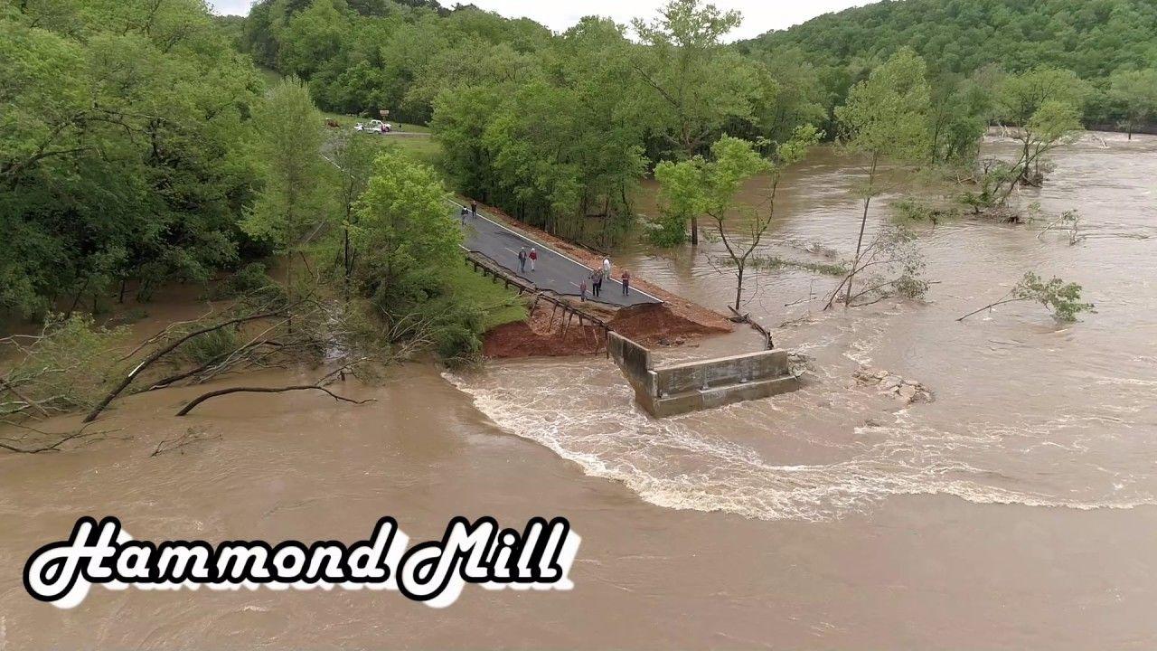 Flooding in Southeast Missouri 2017 Flood, West plains