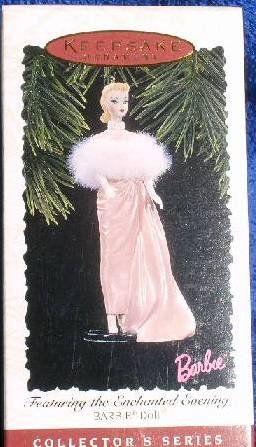 $6.99 Barbie Keepsake Ornament - Enchanged Evening - 1996  From Keepsake   Get it here: http://astore.amazon.com/ffiilliipp-20/detail/B005MCSWI8/176-9802552-9374732