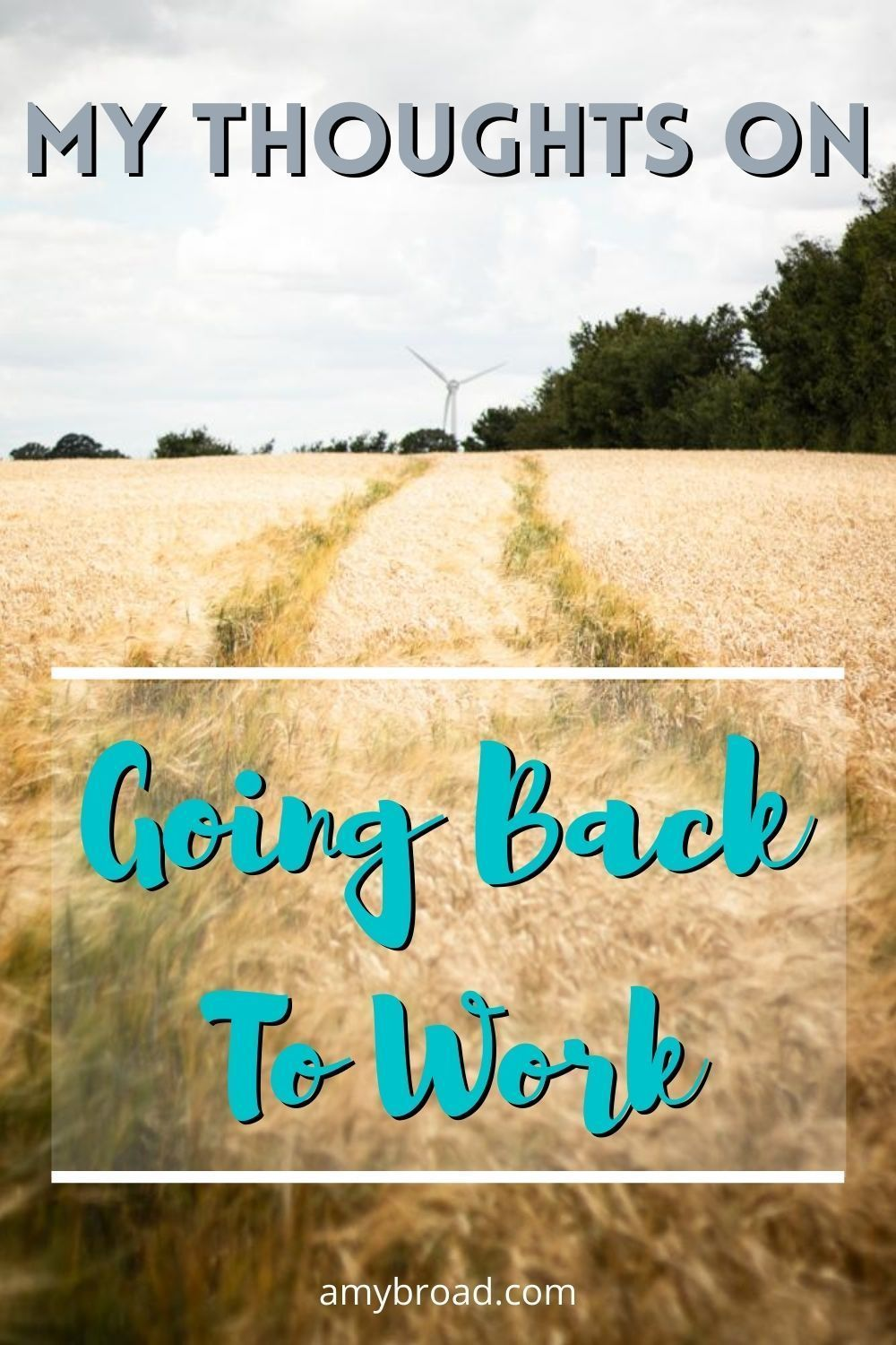 Going Back to Work After 2 Years Off - My Thoughts - It is definitely an adjustment going from 0 hours work a week to a full-time job. There are positives and negatives, and all of that time off has really made me appreciate time at home. So I thought a would write a little blog post on my thoughts on going back to work. Which I think is happening for a lot of us right now, are getting back from furlough or months working from home.