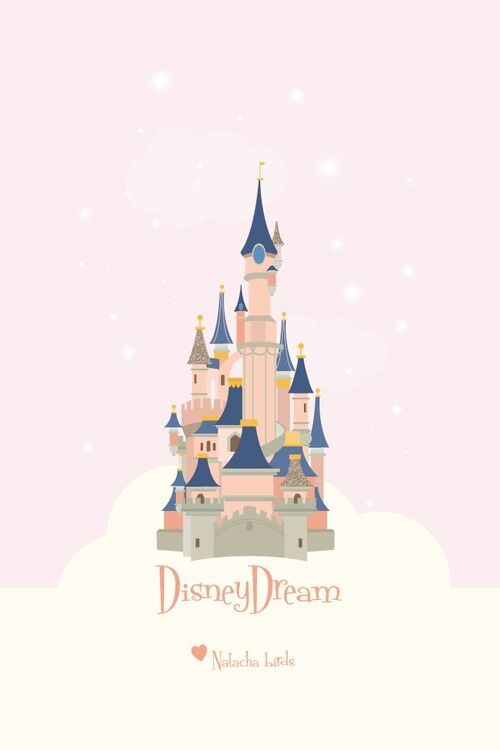 disney castle dream cute