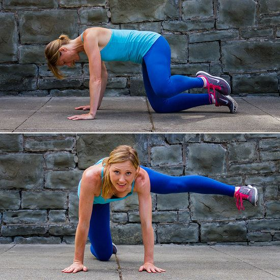 Sequence for tight hips