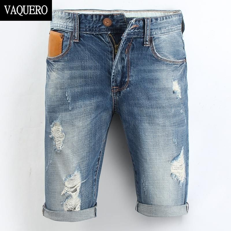 Mens Denim Shorts 2-17 New Summer Regular Casual Knee Length Short ...
