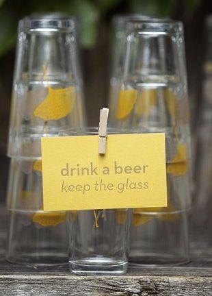 Beer favors
