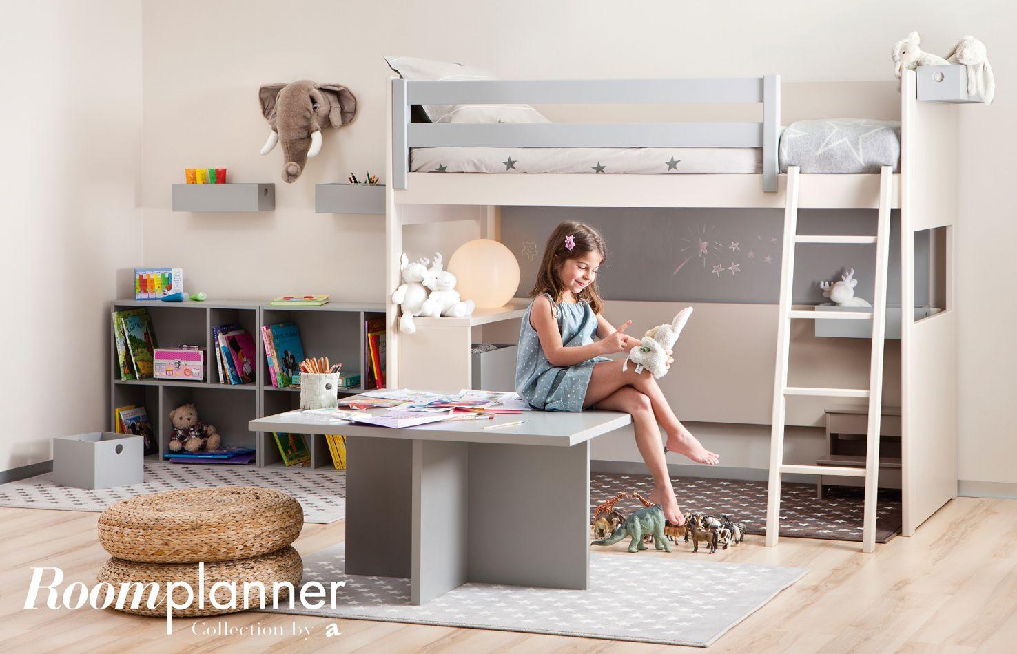 Lit Mezzanine Adria Plus D Infos Sur Anders Paris Com Lit Mezzanine Enfant Lit Mezzanine Mezzanine Enfant