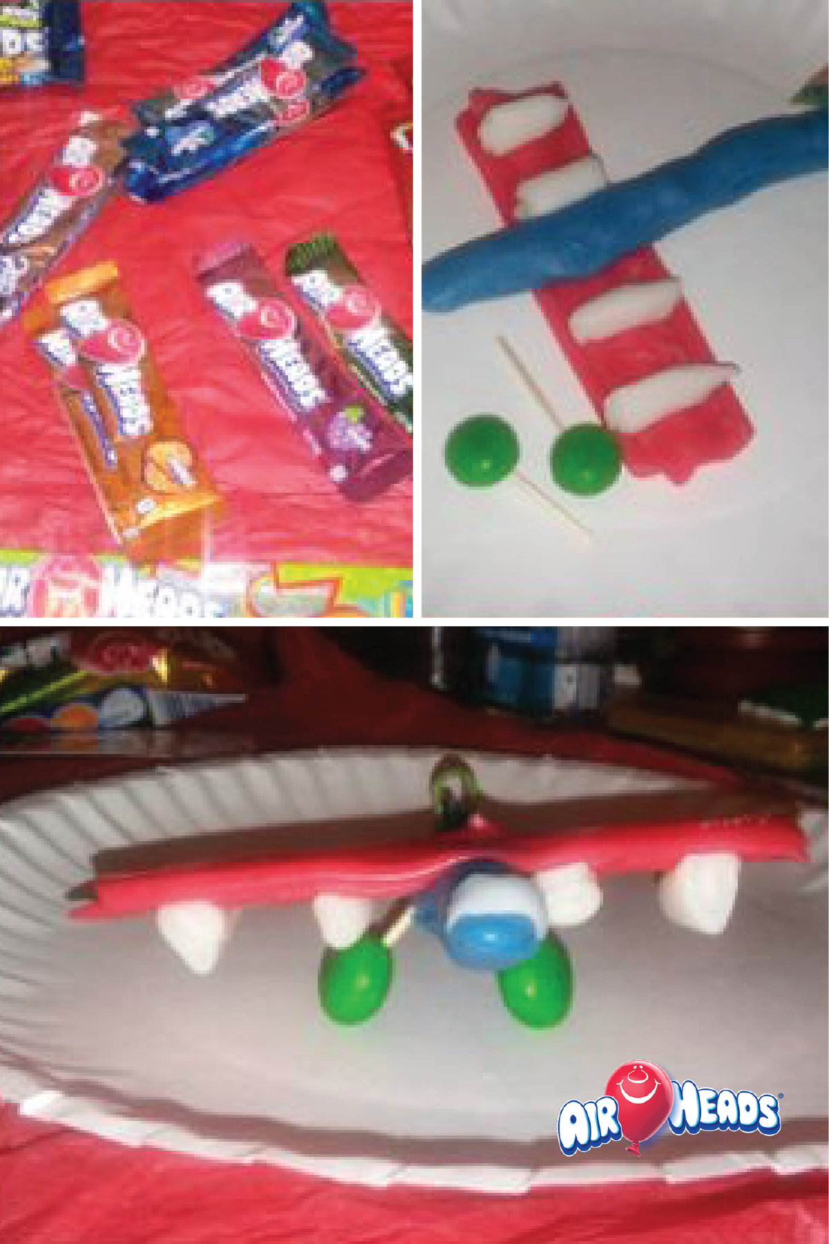 Fly High With Your Kids When You Make These Edible