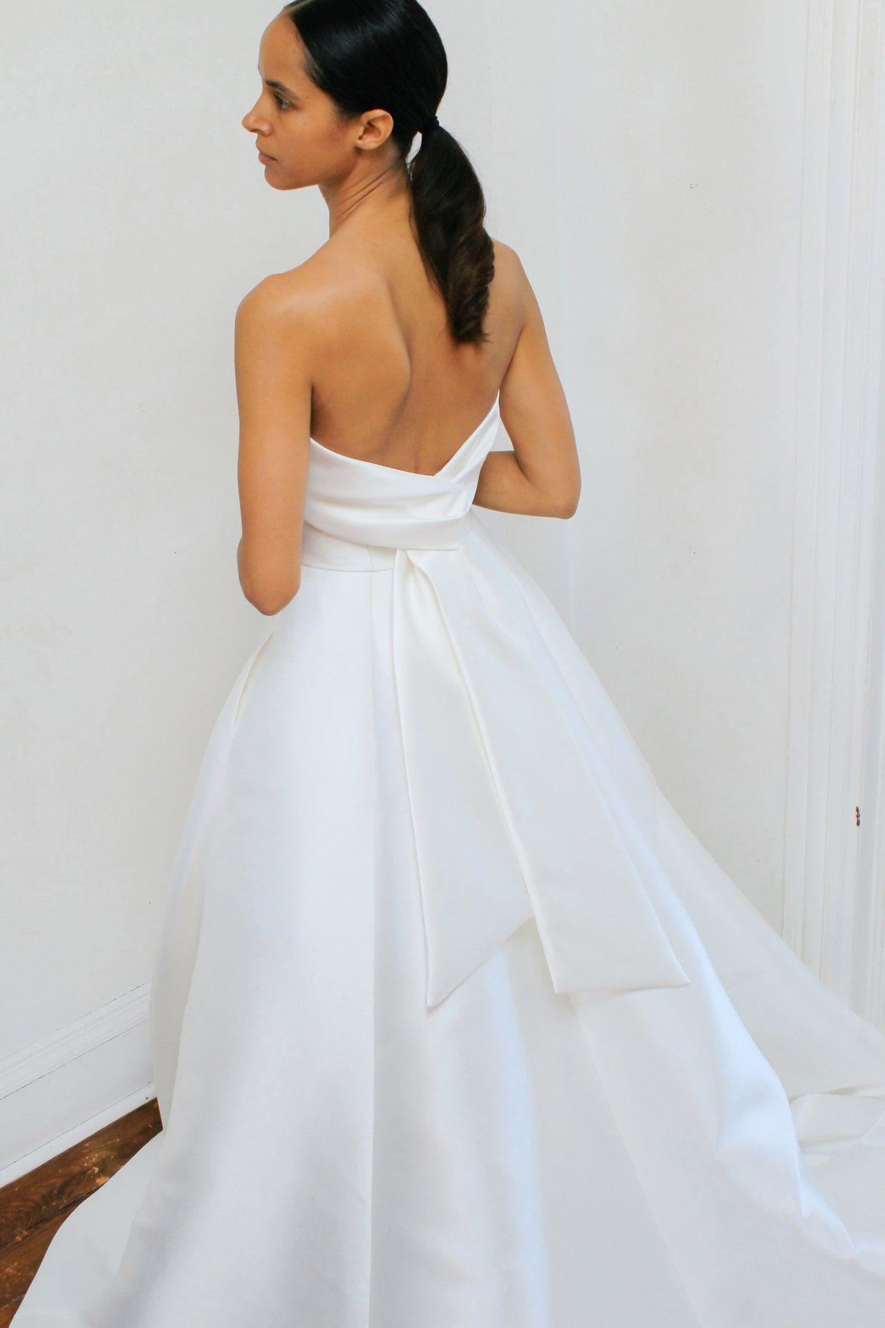 Amsale Bridal Spring 2021 Lookbook in 2020 Amsale bridal