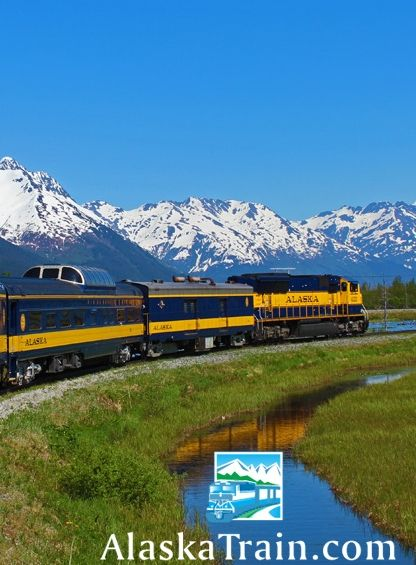 "Alaska Railroad Service There is only one set of train tracks that connects the communities along the ""railbelt"" from Seward to Anchorage, Denali Park and on to Fairbanks. All train cars are pulled by Alaska Railroad locomotives, and there are a variety of train service options with the Alaska Railroad, as well as other private rail car companies. Your selection will impact your seating, viewing and dining options… and in some cases, even your arrival and departure times."