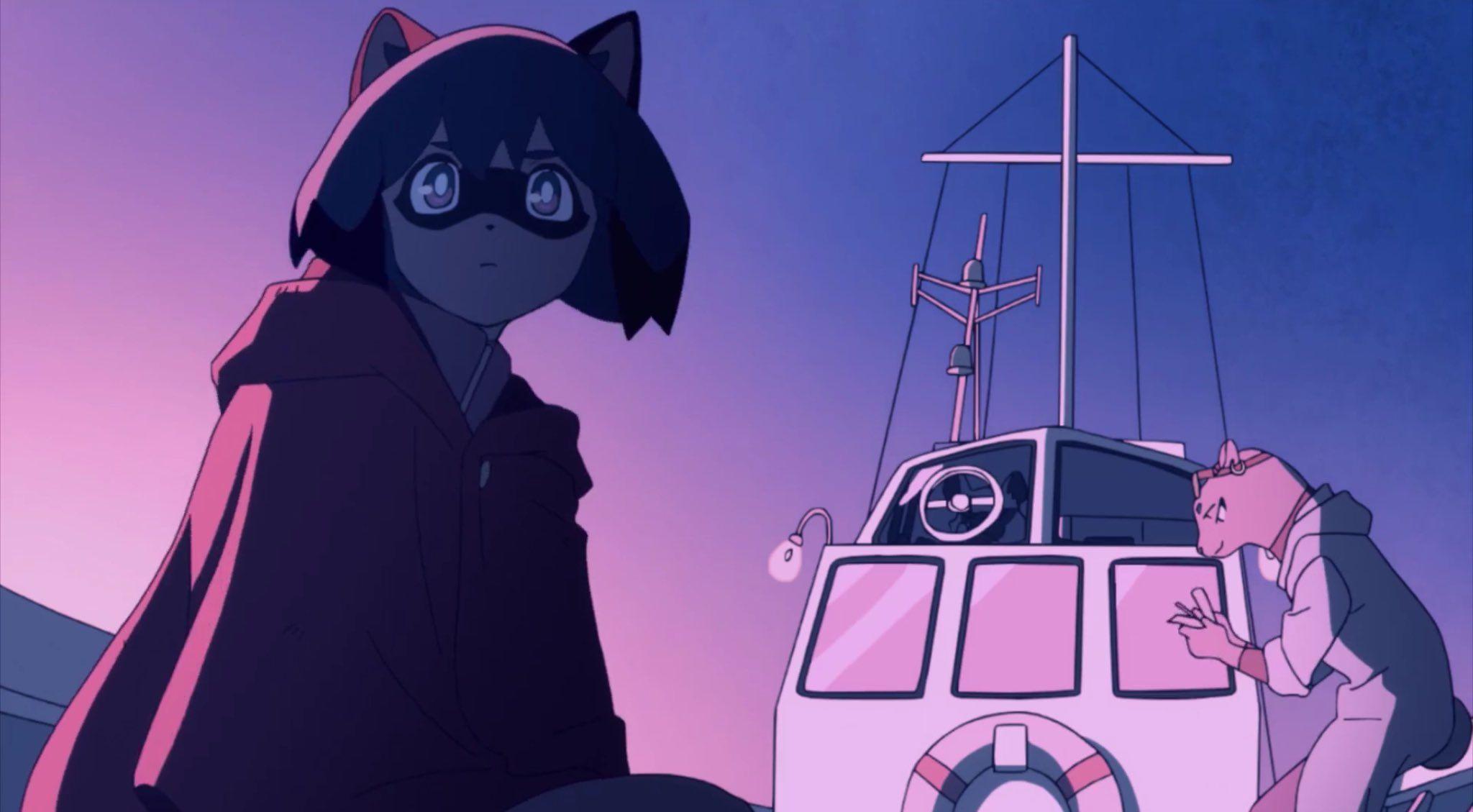 pin by emma londa on bna anime anime shows furry art